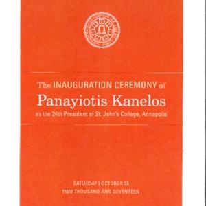 Inauguration Program for Panayiotis Kanelos (10-28-17).pdf