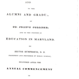 Commencement Address from 1835 by Hector Humphreys {1835-02}.pdf