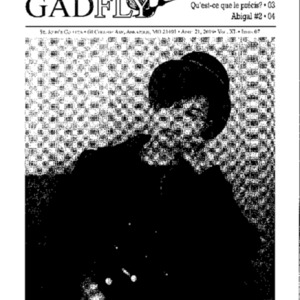 The Gadfly, Vol. XL, Issue 07
