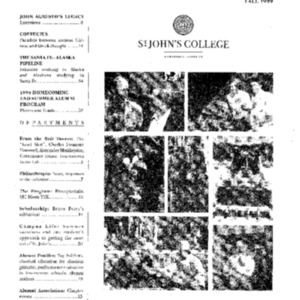 Reporter, Volume 26 Issue 1
