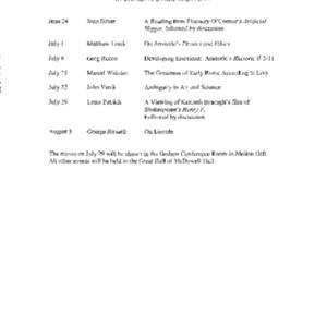 Lecture Schedule 2009 Summer.pdf