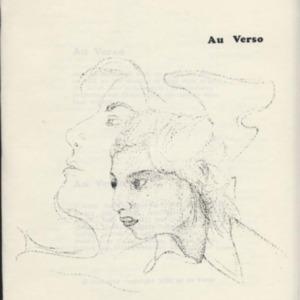Au Verso, Fall 1982
