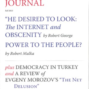 The Epoch Journal, Vol VII Issue 1