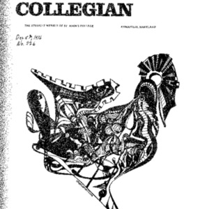 The Collegian, December 05, 1976