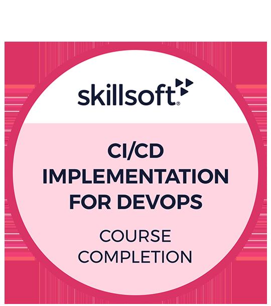 Digital Badge:Course Completion