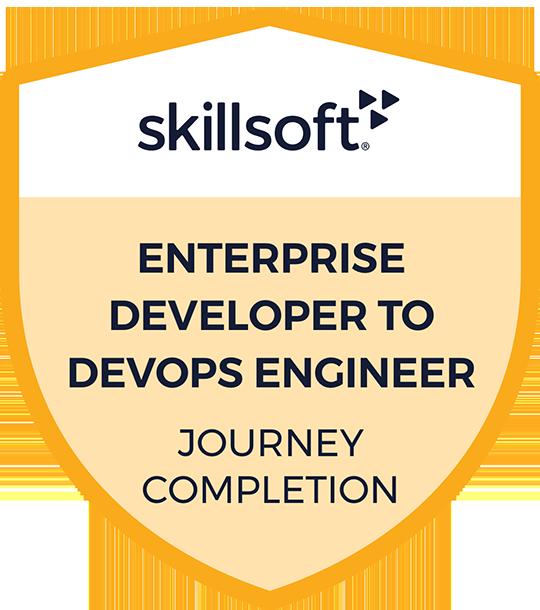 Digital Badge: Journey Completion