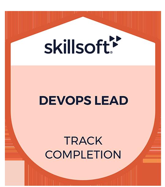 Digital Badge: Track Completion