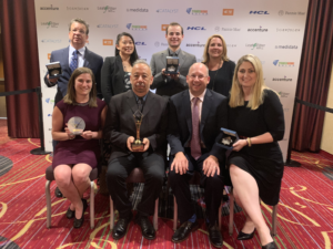 Skillsoft wins five American Business Awards