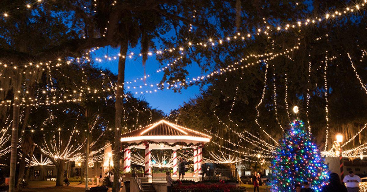 2021 Christmas Regatta Nights Of Lights Events 2020 St Augustine Ponte Vedra Fl St Augustine Ponte Vedra Fl