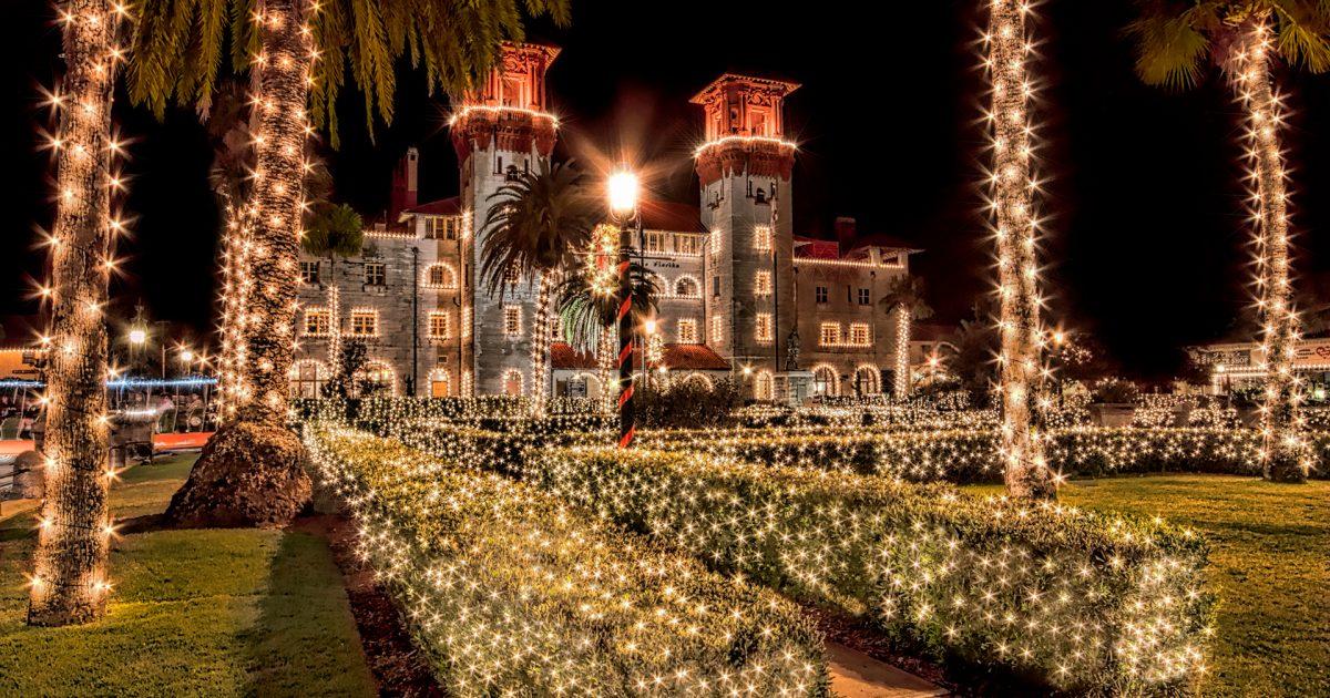 Christmas House Light Show 2020 Nights of Lights 2020 2021 | St. Augustine & Ponte Vedra, FL