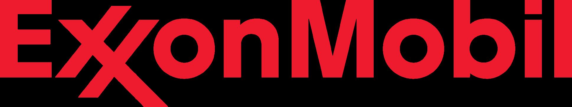 Exxon Mobil Logo color