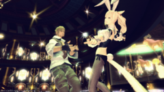 Dancing with M'liliya