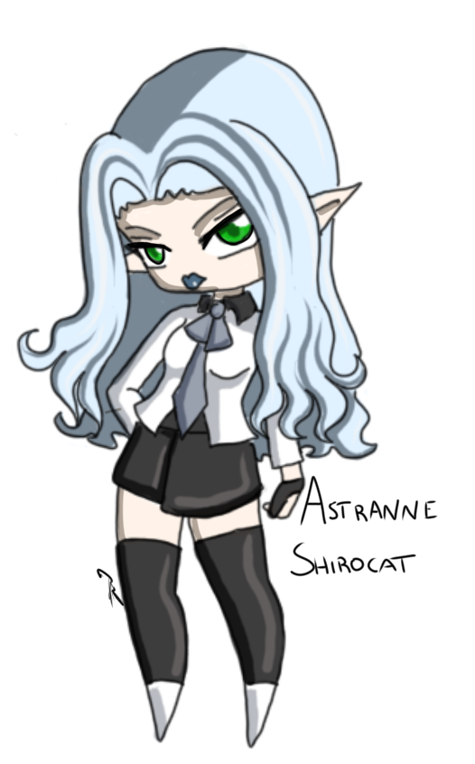 Astranne Shirocat