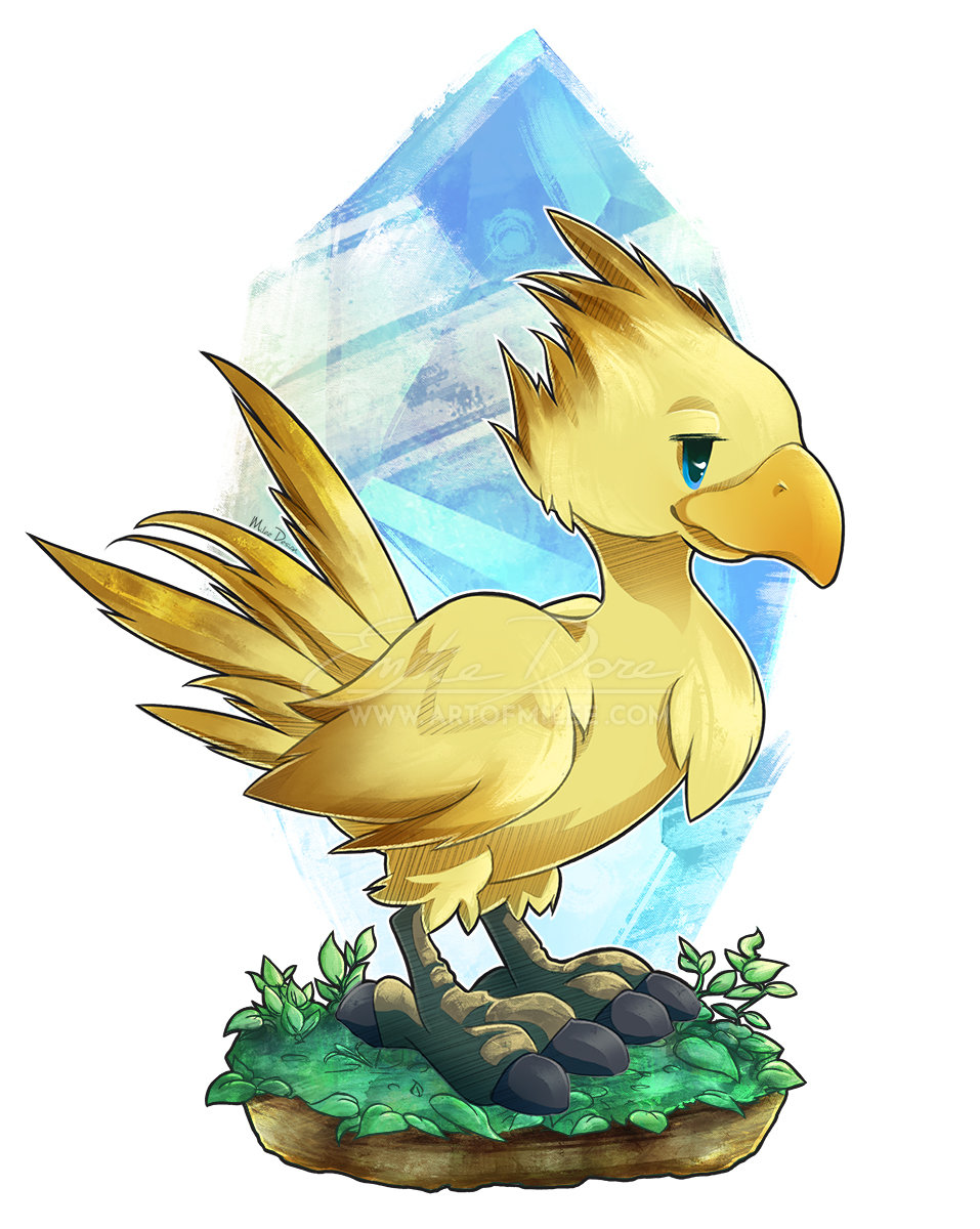 Final-fantasy-chocobo-art-of-milee.jpg