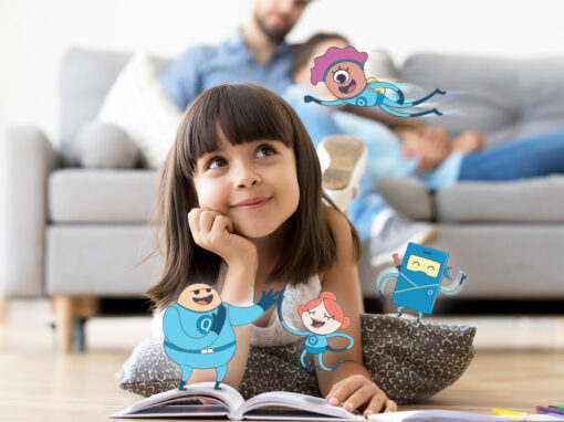 Stay screen savvy with Qustodio's stay-at-home superheroes