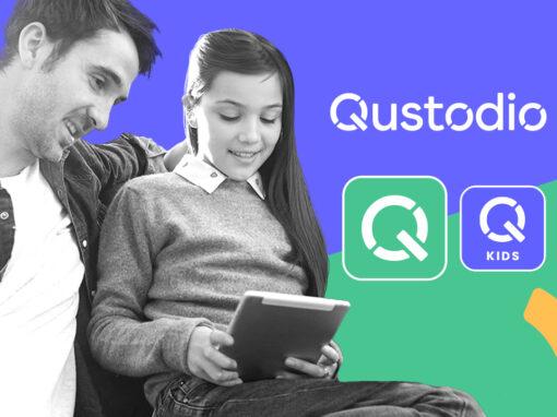 Qustodio has a new look
