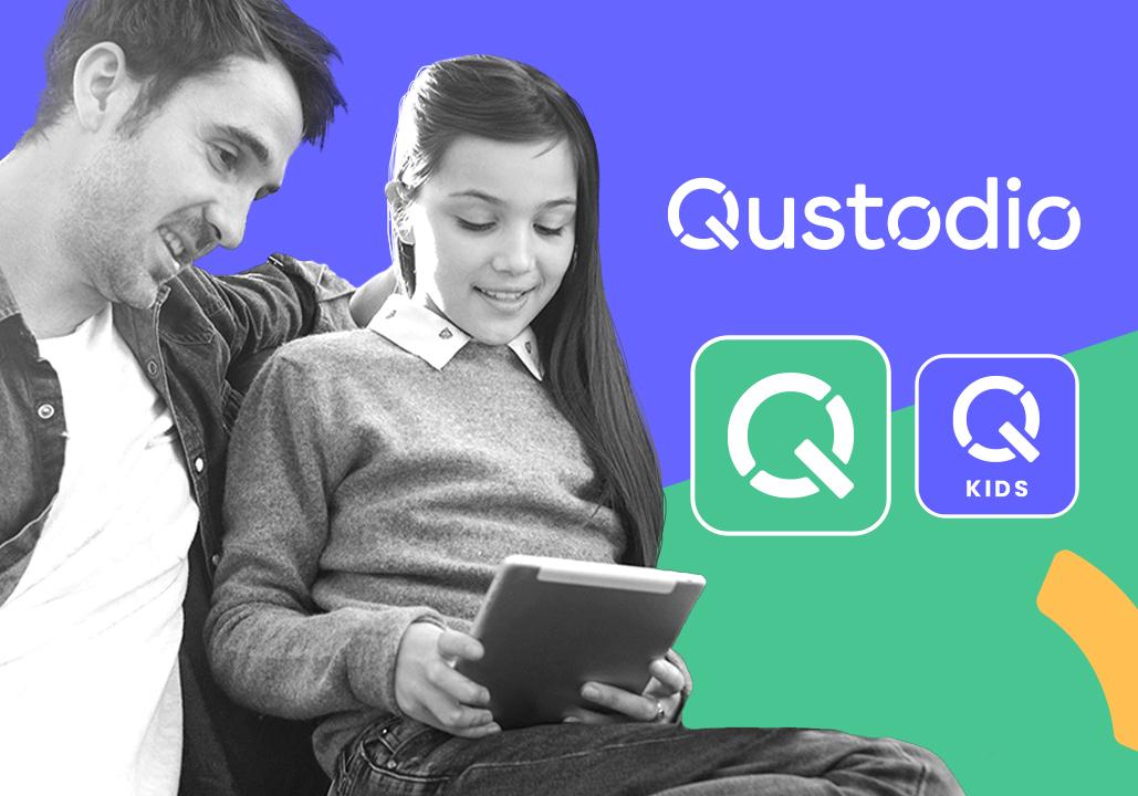 Qustodio tiene un nuevo diseño