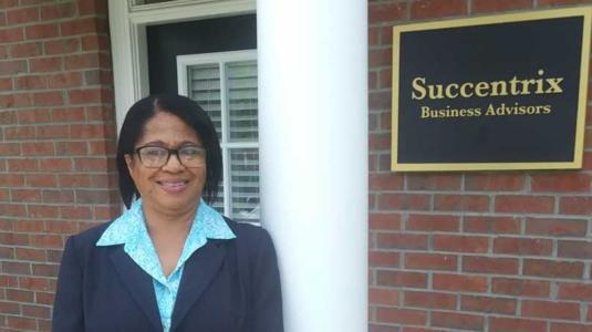 Leonie Reid: Succentrix Business Advisors