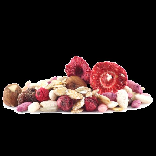 Muesli fraise et framboise Bio