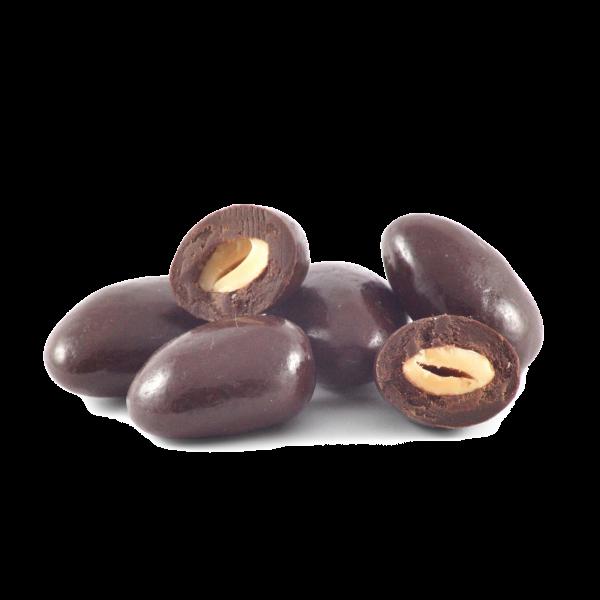 Amandes au chocolat noir Bio