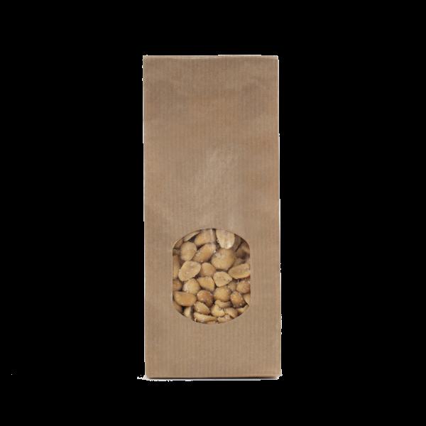 Cacahuètes grillées et salées Bio 2