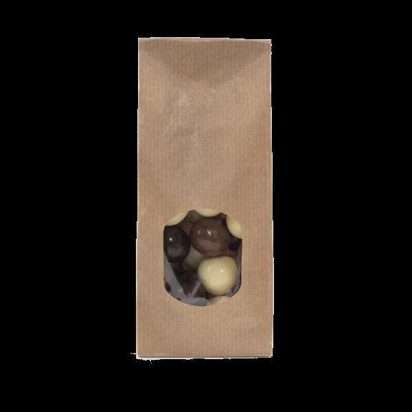 Noisettes aux 3 chocolats Bio 2