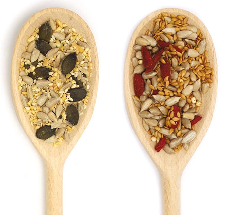 Mangez des graines
