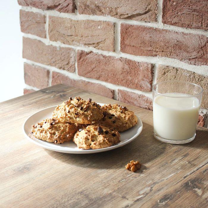 Recette de cookies aux noix
