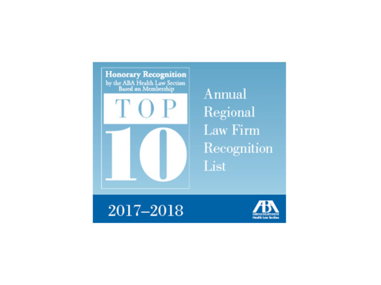 Aba Healthlawtop10 2017 18 Website