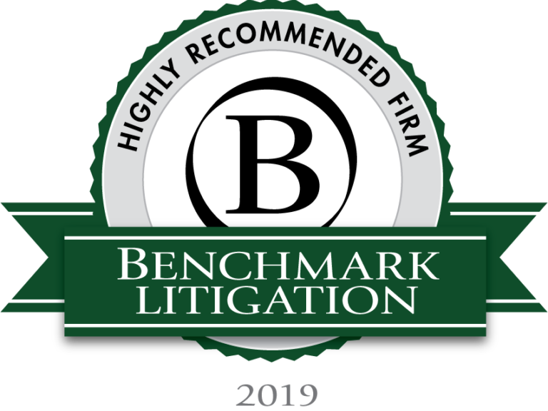 Benchmark Litigation Hrf19