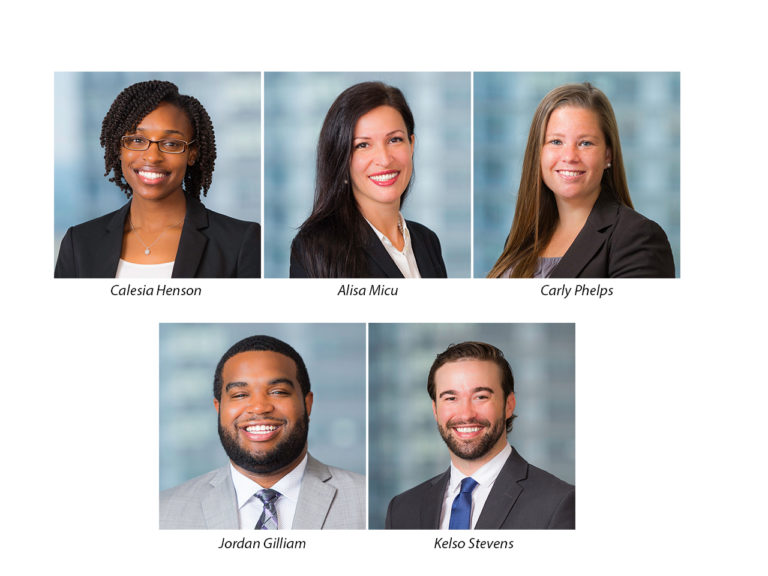 Henson Micu Phelps Gilliam Stevens New Associates2019 Nov2019