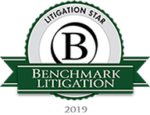 Benchmark Litigation Star 2019
