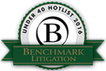 Benchmark Litigation Under40Hotlist