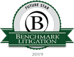 Benchmark Litigation Futurestar 2019