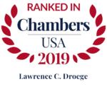 Chambers USA2019 Droege