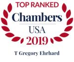 Chambers USA2019 Ehrhard