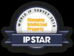 IP Star rosette 2018