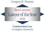 Parsons Best Law LOY 2020