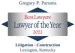 Parsons Best Law Year2022