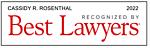 Rosenthal Best Law2022