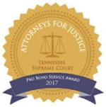 Tn Supremect Attorneys4Justice 2017