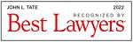 Tate Best Law2022