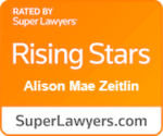 Zeitlin Sup Law Rising Star 2021