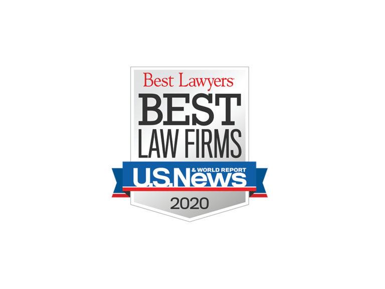 2020 Best Law Firms Website