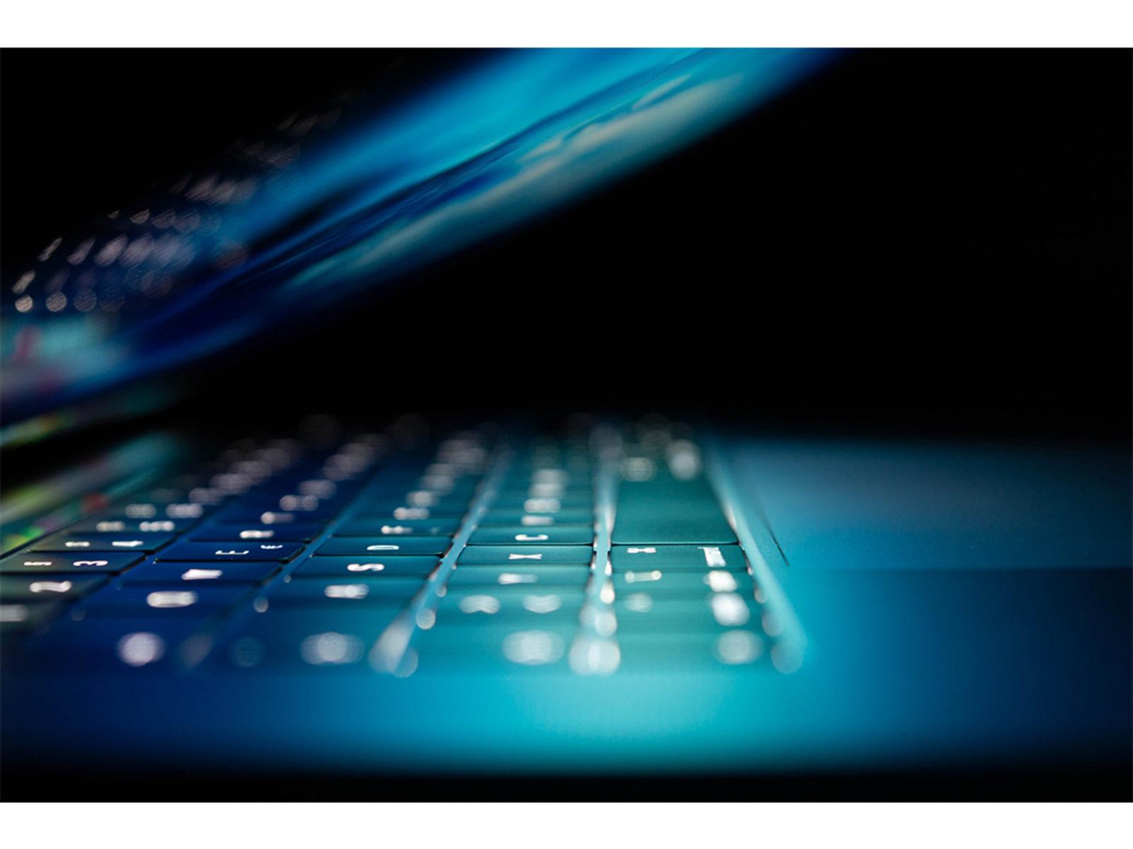 Cybersecurity computer website