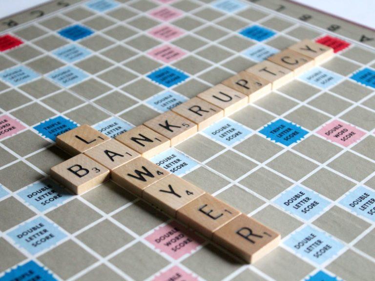 Bankruptcy melinda gimpel 699269 unsplash