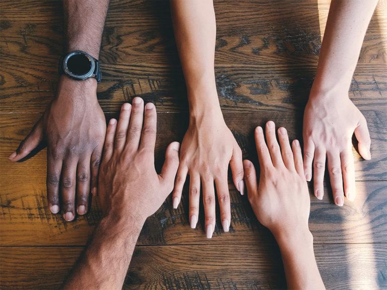 Diversity Hands WEB