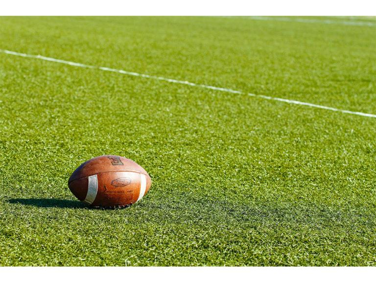 Football Fieldw Ball WEB