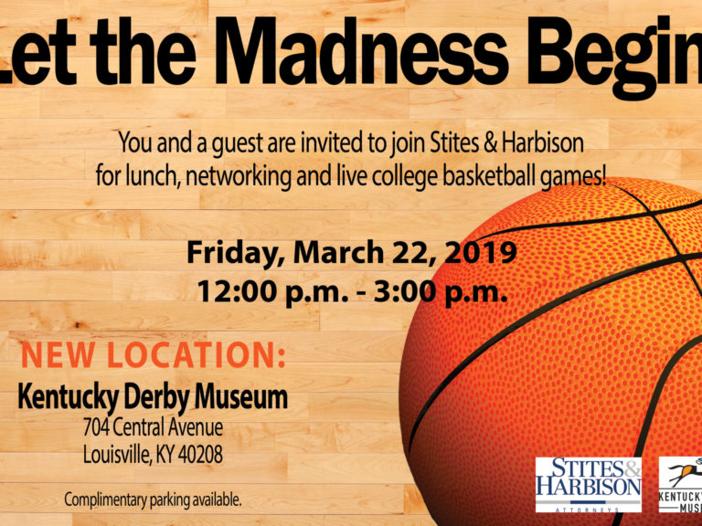 March Madness Invite2019