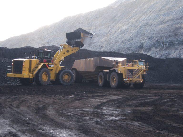 Westmoreland Loading Coal 100 0718